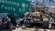Pedestrian Bridge Collapses Onto Anacostia Freeway in Washington