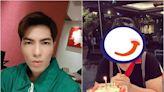 蕭敬騰父親「撞臉泰國網紅」 網一看傻了:真的超像!