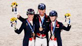 Charlotte Dujardin makes history with fifth Olympic medal - as Bianca Walkden left 'dead inside' at bronze