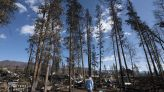 Burn scars: A historic fire and a Colorado mountain community in healing