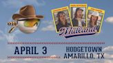 Grammy Award-nominated country act Midland headlines April show at Hodgetown