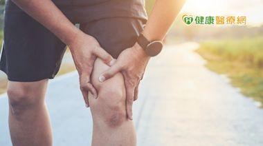早期膝關節內側軟骨磨損 半套人工膝關節就能解決