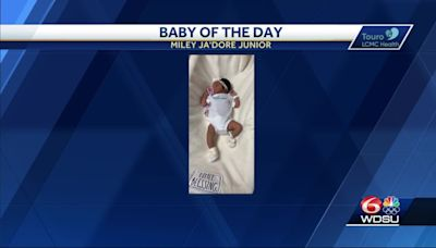 WDSU Baby of the Day for October 26, 2021