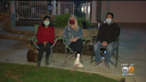 Neighbors Stand Guard Over Asian-American Family's Home After Hateful Attacks: 'We're Not Gonna Stand For This'
