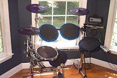 Electronic drum