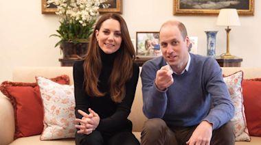 威廉王子凱特開設YouTube頻道 威廉叫凱特「小心說話」吸逾75萬次觀看【短片】 (12:34) - 20210506 - 熱點