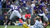 Mike Preston's report card: Position-by-position grades for Ravens' 34-6 win over Chargers | COMMENTARY
