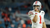 Chris Mortensen: Baseball may have 'messed' with Justin Fields' mechanics