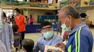 南投縣1有慢性病史老婦打疫苗後身故 全縣近2天僅接種2037劑