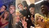 Inside Lil Nas X's First Met Gala With Billie Eilish, Pete Davidson and More Stars
