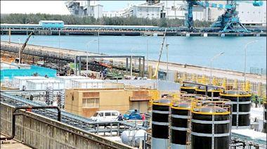 《中部唯一》海水淡化機組 延長供水至8月中