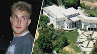 Jake Paul's California Mansion Raided by FBI