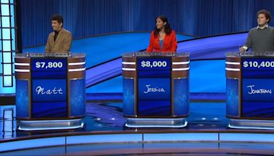 'Jeopardy!' Fans Are in Utter Shock After Matt Amodio's Performance on Monday's Episode