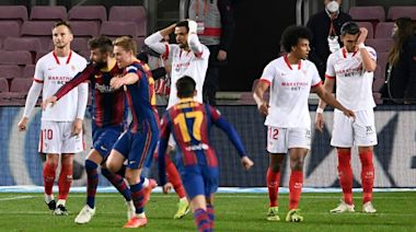 Pique injury worry for Barcelona ahead of PSG
