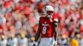 Lamar Jackson Has Amazing Reaction To Louisville Jersey Honor
