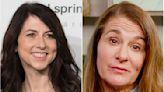MacKenzie Scott, Melinda French Gates Team Up to Help Women With $40 Million Donation