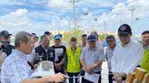 劉建國爭取提升西螺、二崙、崙背道路品質 署長承諾支持