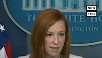 Jen Psaki Blasts GOP for Downplaying Capitol Insurrection