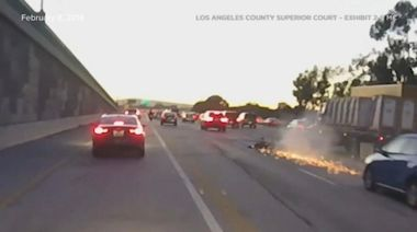 Multi-million dollar verdict for highway crash in California