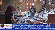 Cal/OSHA To Make Highly-Anticipated Decision On Workplace Masks Thursday