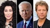 Cher, Bon Jovi and More Will Appear at Star-Studded Concert in Support of Biden Campaign