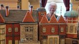 Queen Elizabeth's Country Home Now Houses a Mini Version of Itself — in Knitted Form!