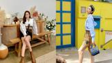 150、160及170cm高度要怎樣穿半截裙才顯高?跟韓星私服造型挑選短裙及長裙|Tory Burch及Staud等時尚單品推薦 | Cosmopolitan HK