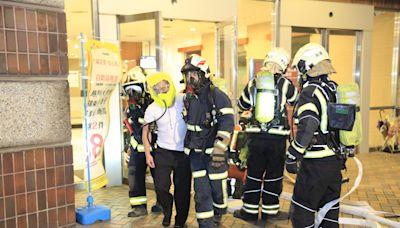 桃園財神大樓、渴望園區消防演練 提升敏感增夜間救災