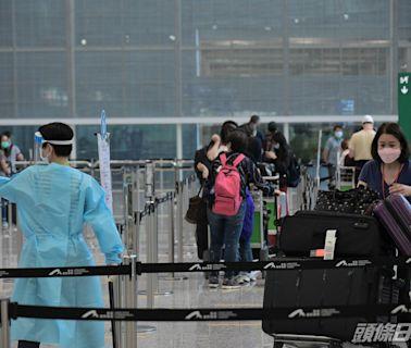首9個月訪港旅客大跌逾98% 旅發局籌重開盛事活動