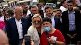 Terrorist Attacks, Immigration Debates Push French Voters Rightward, Boosting Le Pen