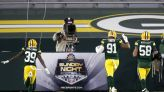 Packers race out to 27-10 halftime lead over Bears