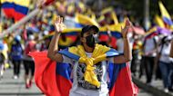 Colombia mass demonstrations 'reflect a deep national crisis'