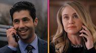 'Turner & Hooch' Sneak Peek: Josh Peck and Becca Tobin Have a Flirty Phone Call (Exclusive)