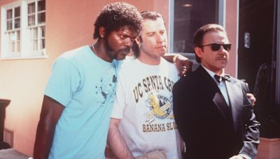 Movies on TV this week 'Pulp Fiction' on BBC America and IFC