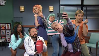 SNL: Michael Che responds to cultural appropriation criticisms of 'Gen Z hospital' sketch