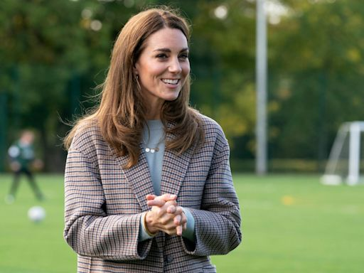 Kate Middleton Ditches Her Signature Waves for This Sleek New Royal Hairstyle