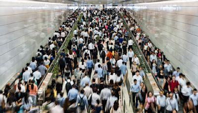 本港最新失業率下跌至4.5%