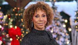 Holly Robinson Peete Stars in First Hallmark Holiday Movie Featuring Character With Autism