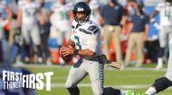 Nick Wright talks potential Dallas-Seattle trade: Russell Wilson's open to deals outside the Seahawks | FIRST THINGS FIRST