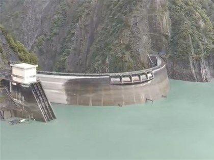 蓄水量一夜增加534萬噸 德基水庫蓄水率突破50%