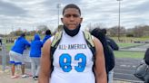 Offensive Tackle Kelvin Banks Among the Top Prospects on LSU Football 2022 Wish List