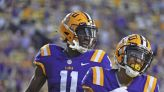 Led by Deion Smith, trio of LSU freshmen wide receivers have huge nights in rout of Central Michigan