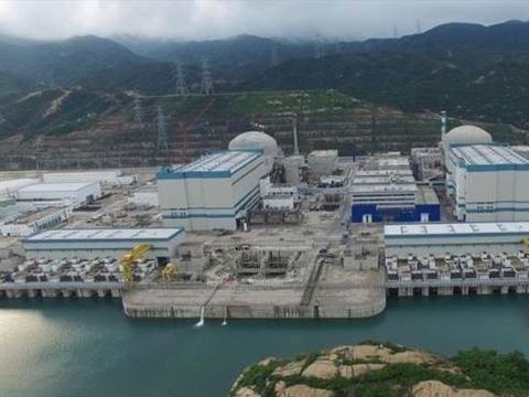 大陸台山核電站事故 放射化學物質外洩 法電集團:應該關反應爐