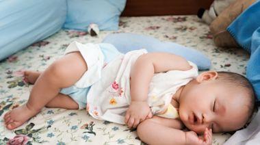 寶寶「1睡姿」小心嬰兒猝死症! 專家教「5預防方法」