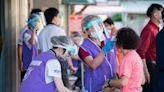 鄭文燦視察長者莫德納疫苗第2劑施打 持續提供友善接種服務-生活-HiNet生活誌