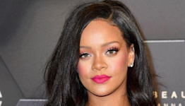 You need to see Rihanna's bedhead mullet