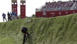 Ryder Cup: Jordan Spieth's impossible shot can't save Team USA