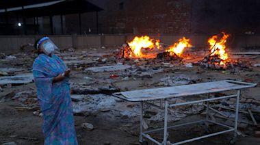 印度「死亡人數占全球25%」!日增41萬例、近4000死 雙破紀錄