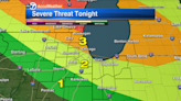 Chicago Weather: Severe storms possible overnight, with potential for winds over 65 mph