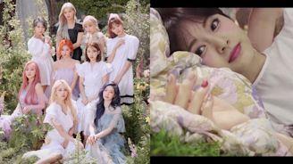 TWICE 最新 MV 預告快轉 00:30!周子瑜變「睡美人」超甜現身